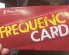 frequency card